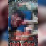 【閲覧注意】ライバルギャングに身体をバラバラにされて殺されたグロ動画。