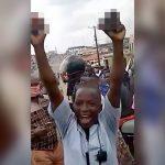 【閲覧注意】「ナイジェリアやばない?」ってなるグロ動画。
