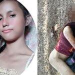 【閲覧注意】まだあどけなさが残る女の子が顔の皮膚を剥がされた状態で発見された死体画像。