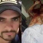 【閲覧注意】頭を12発撃たれて殺された男性の死体画像。