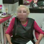 「シワ取り」ヒアルロン酸注射で顔がとんでもないことになってしまった女性の映像。