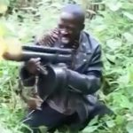 いろいろと雑過ぎるアフリカのTVドラマ映像。