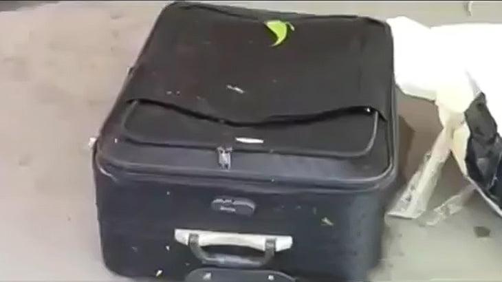 【閲覧注意】レイプされて殺されたあとスーツケースに詰められた女性の死体映像。