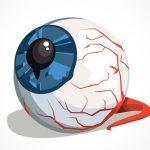 【閲覧注意】癌になった眼球を切除した1枚のグロ画像