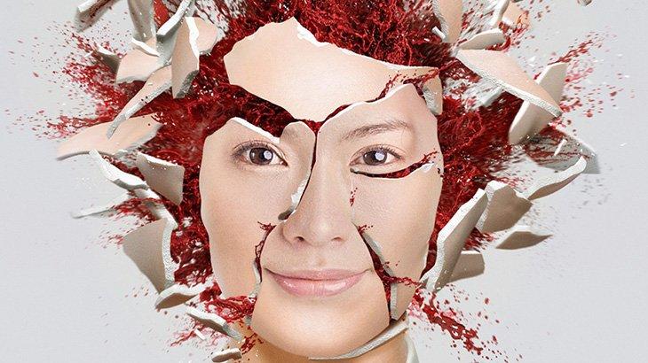 【閲覧注意】シートベルトをせずに事故に遭った女性の顔画像、怖すぎる・・・。