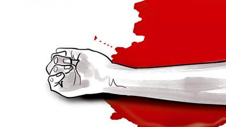 【閲覧注意】ライバルギャングに身体をバラバラに切断されたグロ動画