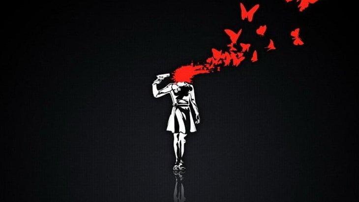 【超!閲覧注意】元夫とのいざこざを苦に自殺した女性の顔、ヤバすぎる・・・。