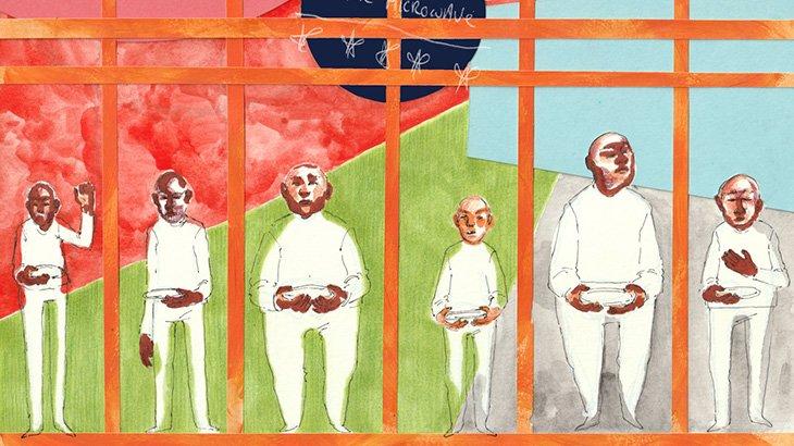 【閲覧注意】刑務所内の暴動で首を切断された囚人たちの死体映像