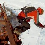 鉄塔からベースジャンプした男、パラシュートが開かず飛び降り自殺になってしまう・・・(動画)