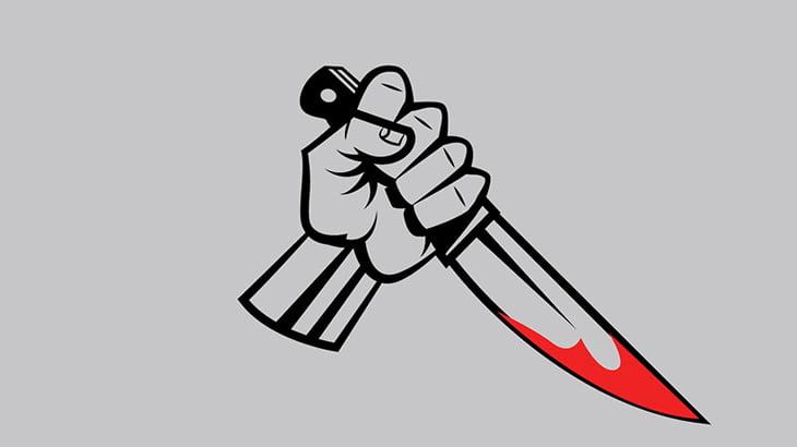 【閲覧注意】麻薬密売に関与した女性、ナイフで首を何度も刺され足首を切断されてしまう・・・(動画)