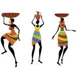 【閲覧注意】アフリカ部族の女の子、焼いた人間の肉を食わされてしまう・・・(動画)