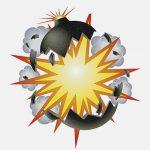 【閲覧注意】ISIS「捕虜の首に爆弾巻きつけて爆破させるわww」(動画)