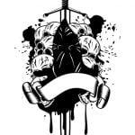 【閲覧注意】大きな刀で男の首を一刀両断する処刑人(動画)