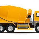 【閲覧注意】コンクリートを運ぶトラックに轢かれると人間はこうなる・・・(動画)