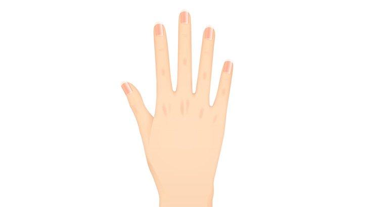 【微閲覧注意】指と爪の間を剥がして引っこ抜く映像