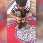 5歳の男の子、銃の扱い方をマスターしてしまう・・・(動画)