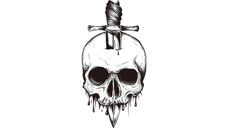【閲覧注意】ライバルギャングの首を切断して顔にナイフを突き刺すギャング(動画)