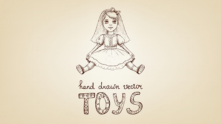 ブロンド人形のアソコにディルドを出し入れするこの映像、狂気を感じる・・・(動画)