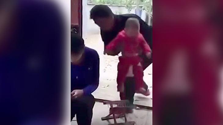 【中国】臓器売買のために子供が誘拐される瞬間をまとめた映像