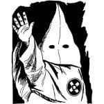 KKK(白人至上主義団体)さん、首吊りの刑で死んだ人間を前に拍手して喜んでしまう・・・(動画)