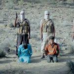 【閲覧注意】ISISに捕まった4人の捕虜が1人ずつ銃殺されていく映像