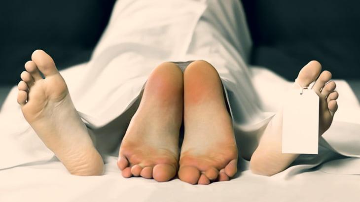 【閲覧注意】女性の死体をレイプするこの映像、本物・・・?(動画)