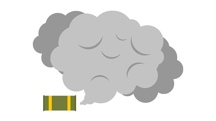【閲覧注意】デモに参加していた男、頭に催涙ガスの弾がめり込んで死んでしまう・・・(動画)