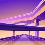【閲覧注意】陸橋から飛び降り自殺した男、車につぎつぎ轢かれてしまう(動画)