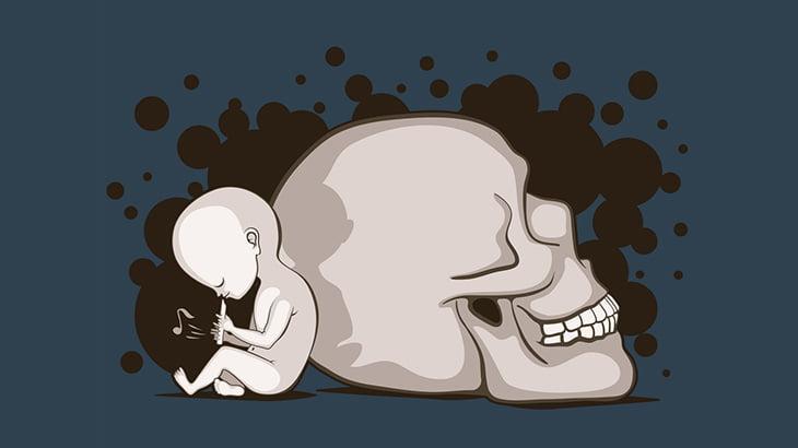 【閲覧注意】赤ちゃんの死体、とんでもないことに使われてしまう・・・(動画)