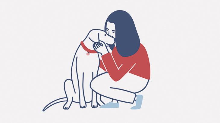 犬とガチでセックスしちゃう女さん、ヤバすぎだろ・・・(動画)
