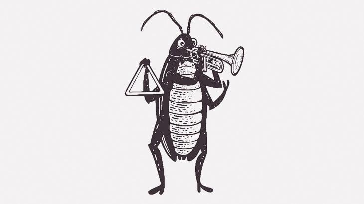 【閲覧注意】AV女優さん、ゴキブリがマンコに入り込んで絶叫・・・(動画)