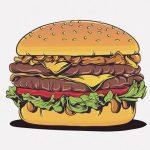 女さん「あ!ハンバーガー落ちてる!食べたろ!」(動画)