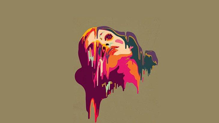 癌を発症した女性の顔、溶けてしまう・・・(動画)