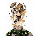 【閲覧注意】ギャングさん、人の顔の皮膚を剥ぎ取ってパズルにしてしまう・・・(画像)