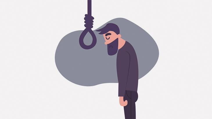 【閲覧注意】幼い息子の首を吊って殺したあと、自分も首を吊って自殺した父親(動画)