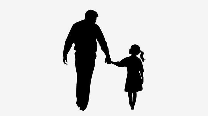 【閲覧注意】おかしくなってしまった男、9歳の娘を銃で撃ち殺してしまう・・・(画像)
