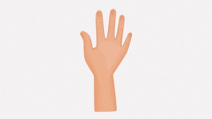 【閲覧注意】泥棒の男、もう盗めないように右手の指を切断されてしまう・・・(動画)