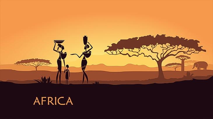 【閲覧注意】アフリカ人さん、もうなんだかよく分からない・・・(動画)