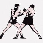 ストリートでボクシング試合をしていた男、ワンパンで死んでしまう・・・(動画)