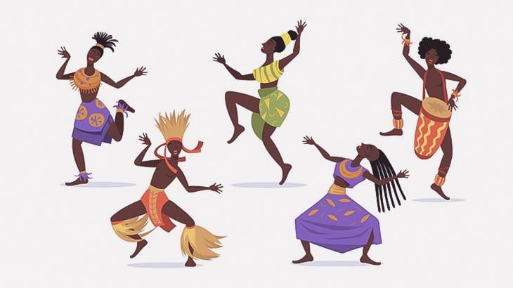 【閲覧注意】アフリカのこの儀式、謎すぎる・・・(動画)