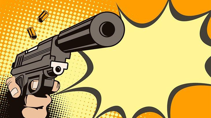 【閲覧注意】何発も銃弾を撃ち込まれて顔を破壊される男・・・(動画)