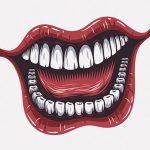 【閲覧注意】この女性の歯茎、剥がれてしまう・・・(動画)