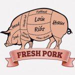 【閲覧注意】豚の喉にナイフで穴を開けて血抜きする屠殺映像