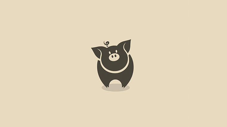 【閲覧注意】豚の身体を切断 → 大歓声(動画)