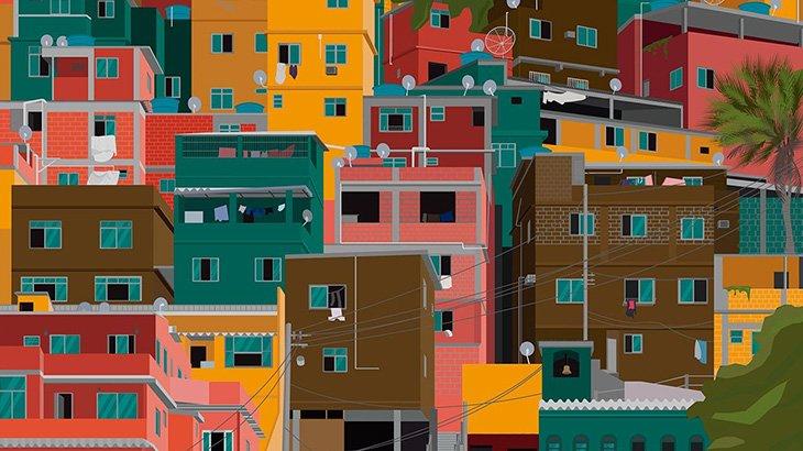 """【閲覧注意】ブラジルの貧民街では """"こういう死体"""" がよく見つかるらしい・・・(動画)"""