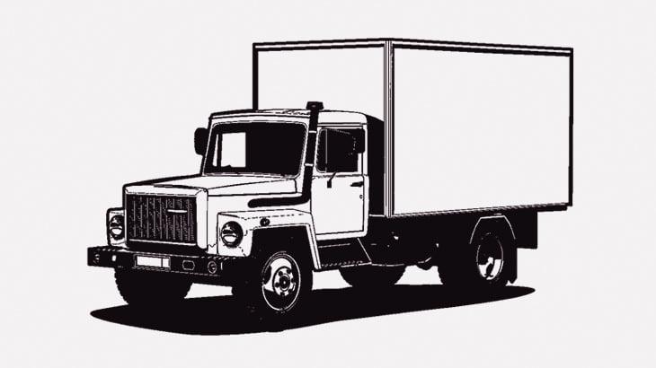 【閲覧注意】トラックのドライバー、事故で頭がちぎれてしまう・・・(動画)