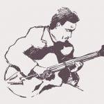 ショットガンをギターに改造した男(動画)