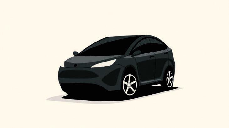 【閲覧注意】駐車中の不審な車の中からとんでもないものが発見される・・・(動画)