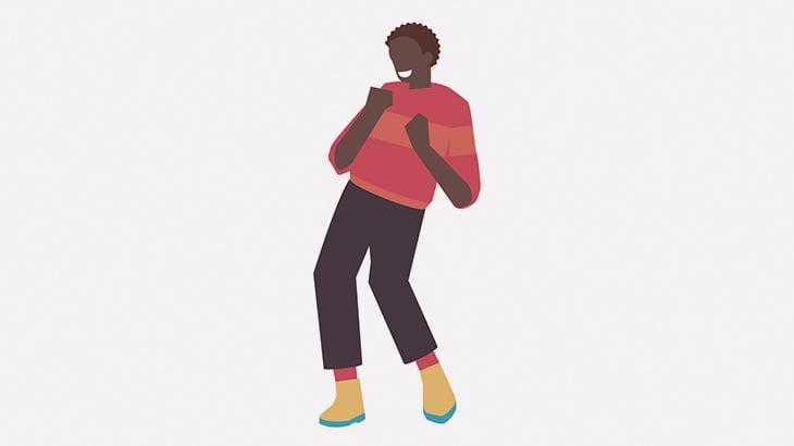 TikTok用に少しずつ動く車のそばでダンスしてた男、轢かれてしまう(動画)
