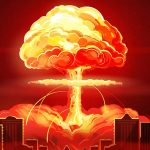 DQN「見つけた不発弾なげてみるから撮影してて!wwww」→ 大爆発(動画)